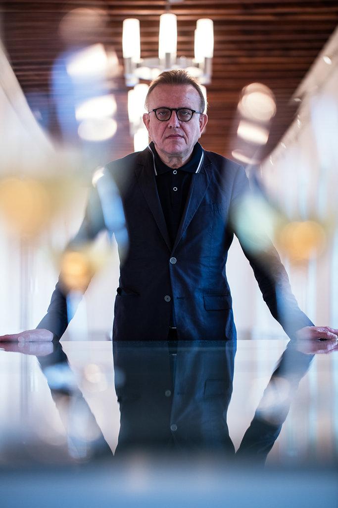 Richard Geoffroy - Champagne Dom Perignon