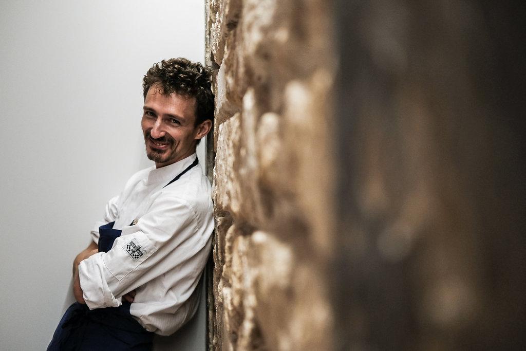 Mathieu Moity - Restaurant Iratze