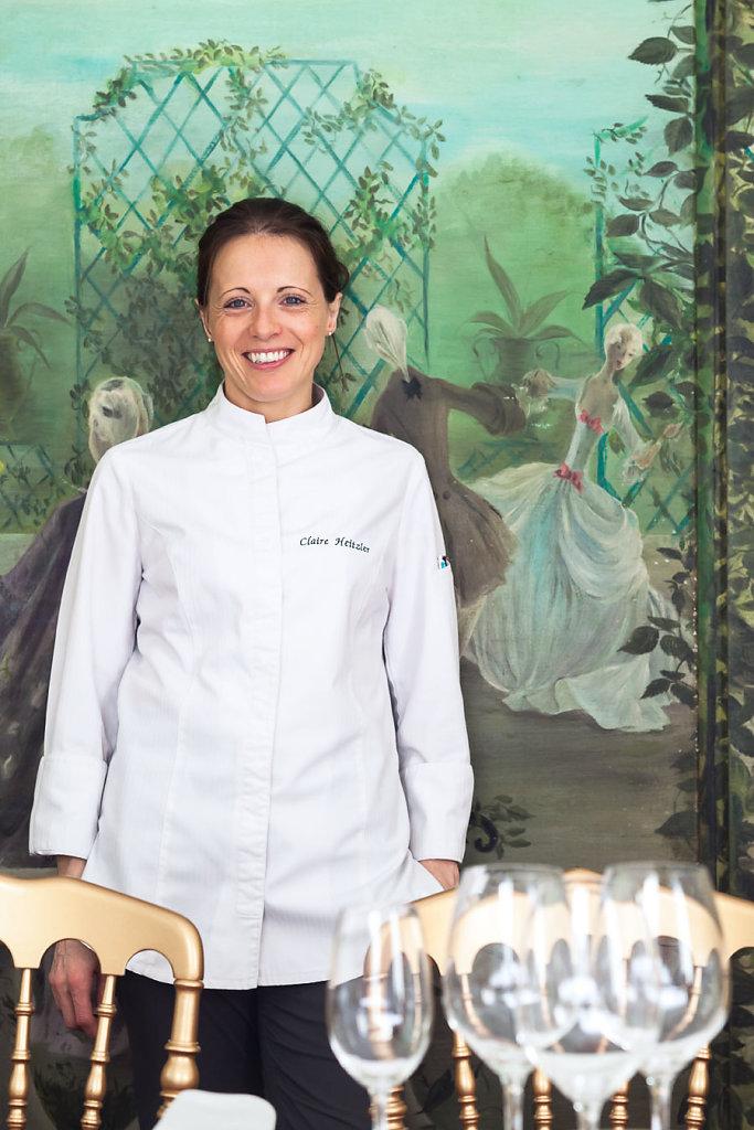 Claire Heitzler - Ladurée